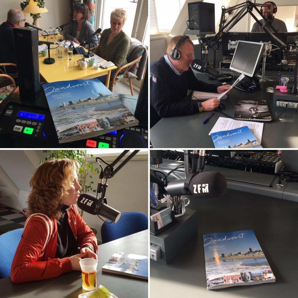ank je wel ZFM voor de mogelijkheid om meer over het proces, de lancering en de verspreiding van 'Ode aan Zandvoort' te mogen vertellen